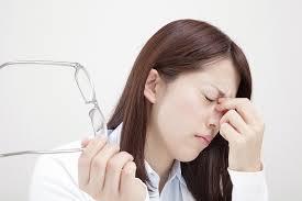 ドライアイ、飯田橋、自律神経失調症、自律神経、頭リフレ、
