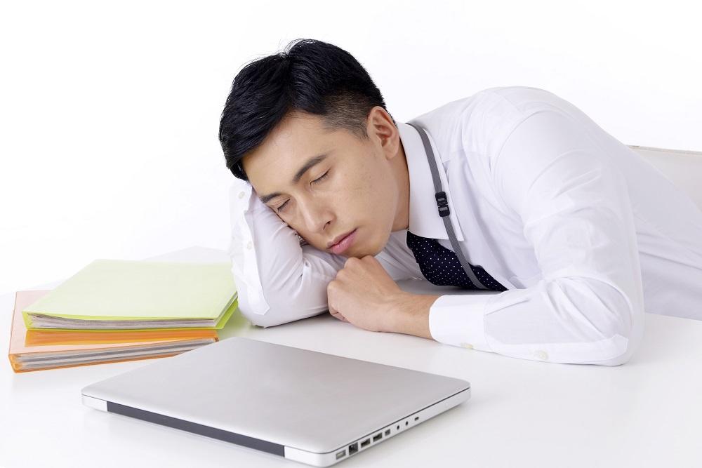疲れ,睡眠,負債