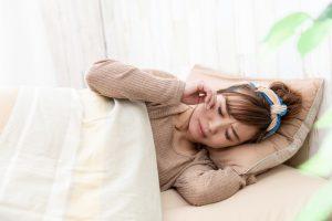 不眠、自律神経、マッサージ、飯田橋、眠い